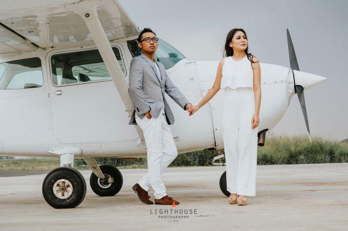 The Prewedding of Bintang and Luthfina by Lighthouse Photography - 003