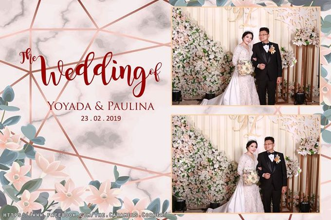 Paulina & Yoyada wedding by The Caramel's Corner - 001