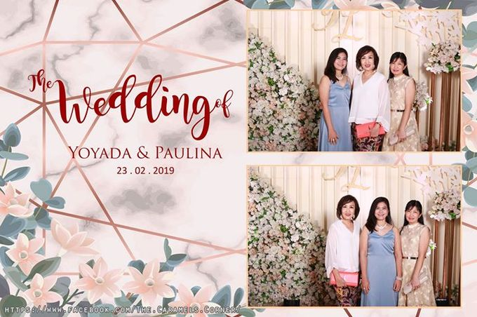 Paulina & Yoyada wedding by The Caramel's Corner - 040