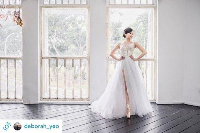The Dance by Jennis Wong Makeup - 001