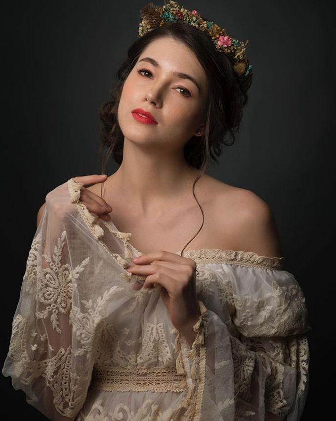 Makeup profile by Jennis Wong Makeup - 009