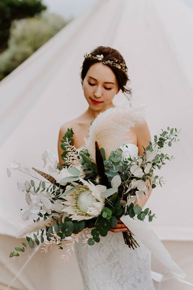 Melissa Koh  for Glamping Romance by Natalie Wong Photography - 047