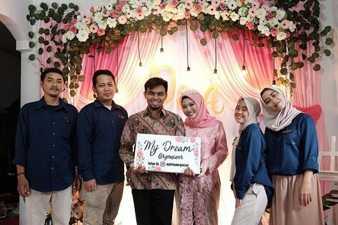 Wedding Adis & Dion by My Dream Wedding Organizer - 001