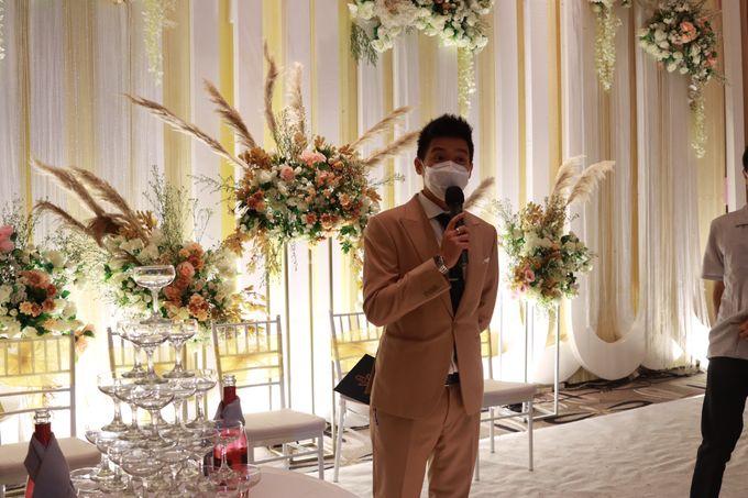 MC Wedding Intimate Double Tree Jakarta by Anthony Stevven by Anthony Stevven - 029