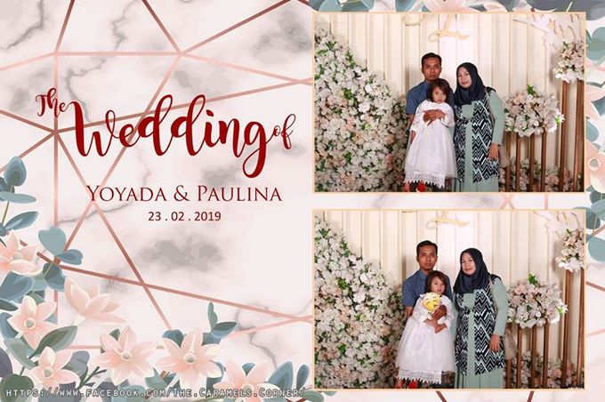 Paulina & Yoyada wedding by The Caramel's Corner - 012