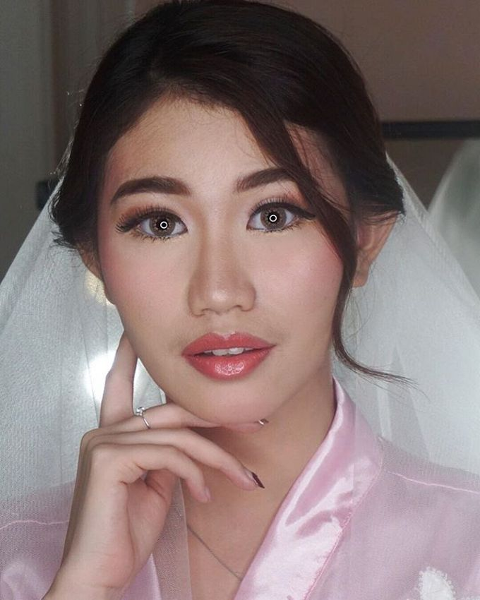 Ms. Cindy Veronica by MRS Makeup & Bridal - 005