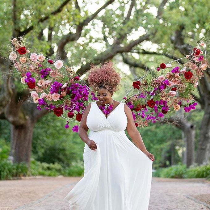 Gentle Regality Styled Shoot by Mabel M Florals - 001