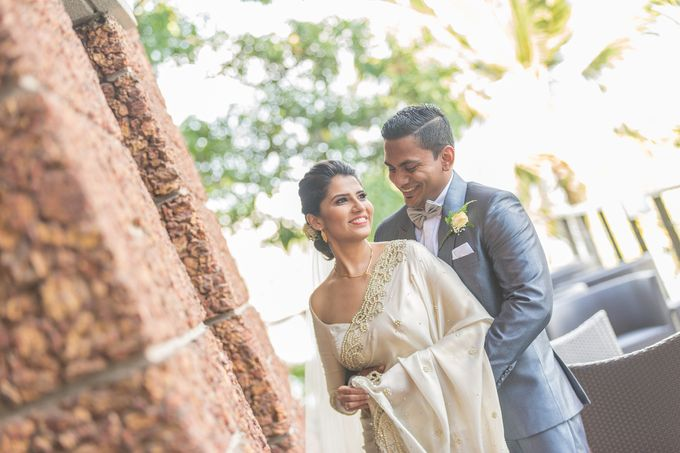 Wedding of Roshani & Charith by DR Creations - 030