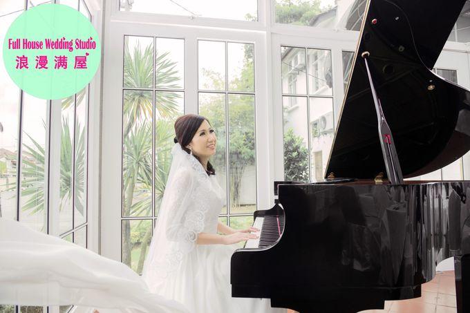 Pre-Wedding  Vincent & Samantha by Full House Wedding Studio - 012