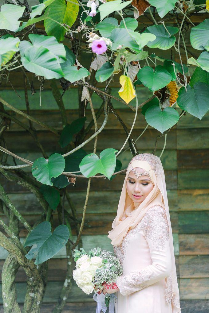RAIHANA & MOHAMMAD by The Rafflesia Wedding & Portraiture - 049
