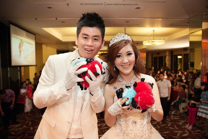 Fery & Nova - Wedding Day by HD Photography - 035