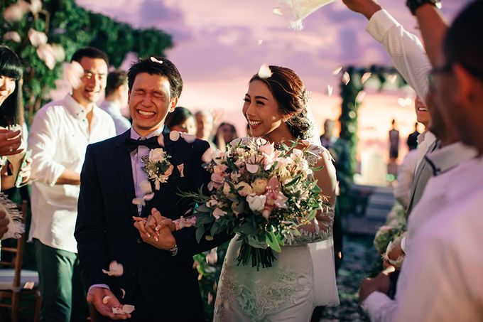 Yulia and Moses Wedding at Phalosa by One Fine Day Weddings - 038