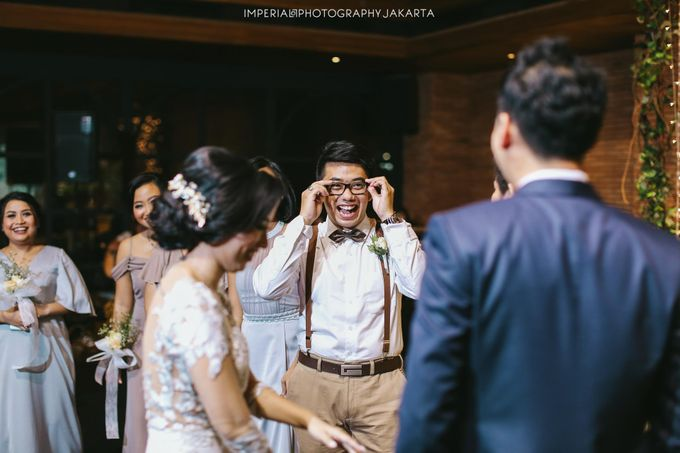 The One My Soul Loves | Kevin + Indy Wedding by Imperial Photography Jakarta - 048
