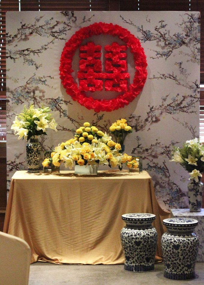 Chinoiserie Wedding by Pea and Pie - 001
