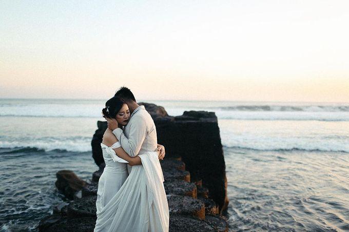 Prewed Dodo & Monica by Priceless Wedding Planner & Organizer - 004