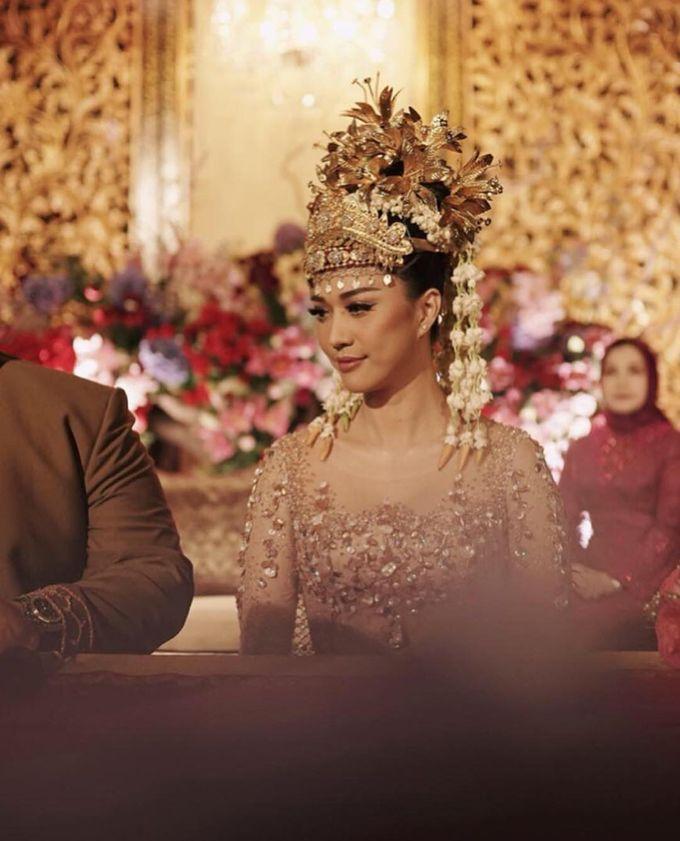 Traditional Wedding of Palembang by VAIA - 001