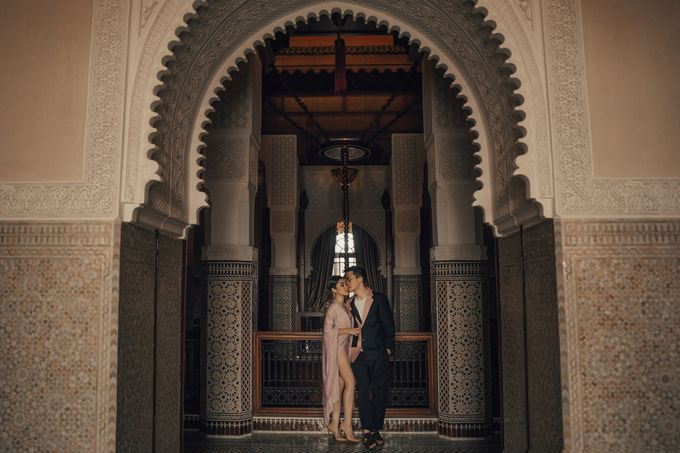 PRE - WEDDING DERIAN & GRACE BY RIO YAPARI by All Seasons Photo - 049