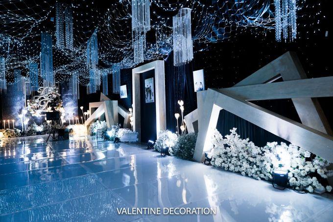 Jason & Devina Wedding Decoration by Valentine Wedding Decoration - 045
