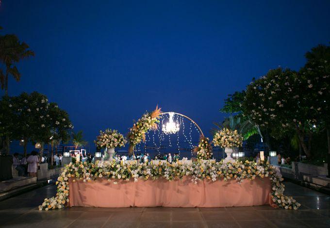 Wedding Decor at The Sakala Resort Bali by d'Oasis Florist & Decoration - 005