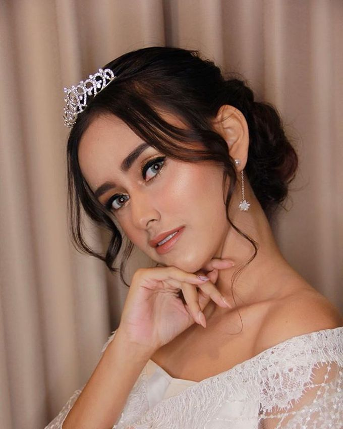 Wedding Makeup Look by by_ifdabeng - 002
