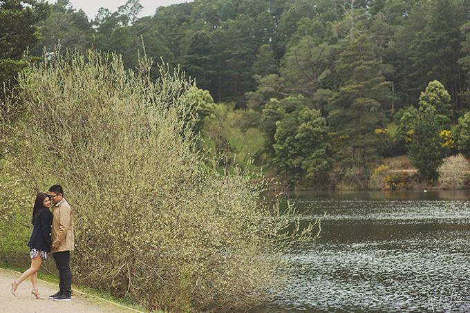 Rendy + Sity: Melbourne, I'm in Love by Wiki Lee - 016