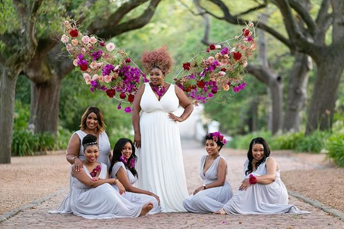 Gentle Regality Styled Shoot by Mabel M Florals - 005
