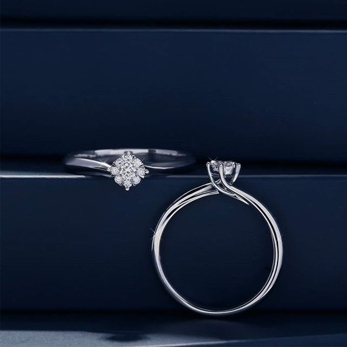 ENGAGEMENT RING by Lino and Sons - 028