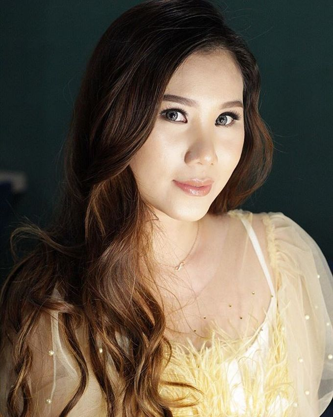 Photoshoot Project by Evelyn Makeup Artist - 006