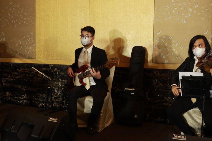 Entertainment Sangjit Hotel Mulia Jakarta by Double V Entertainment by Albert Yanuar - 022