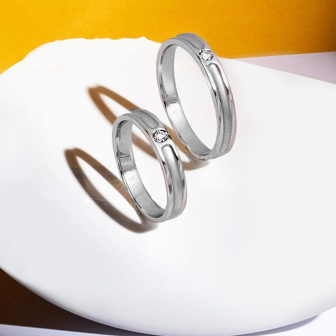 Wedding Ring Collection by THE PALACE Jeweler - 009