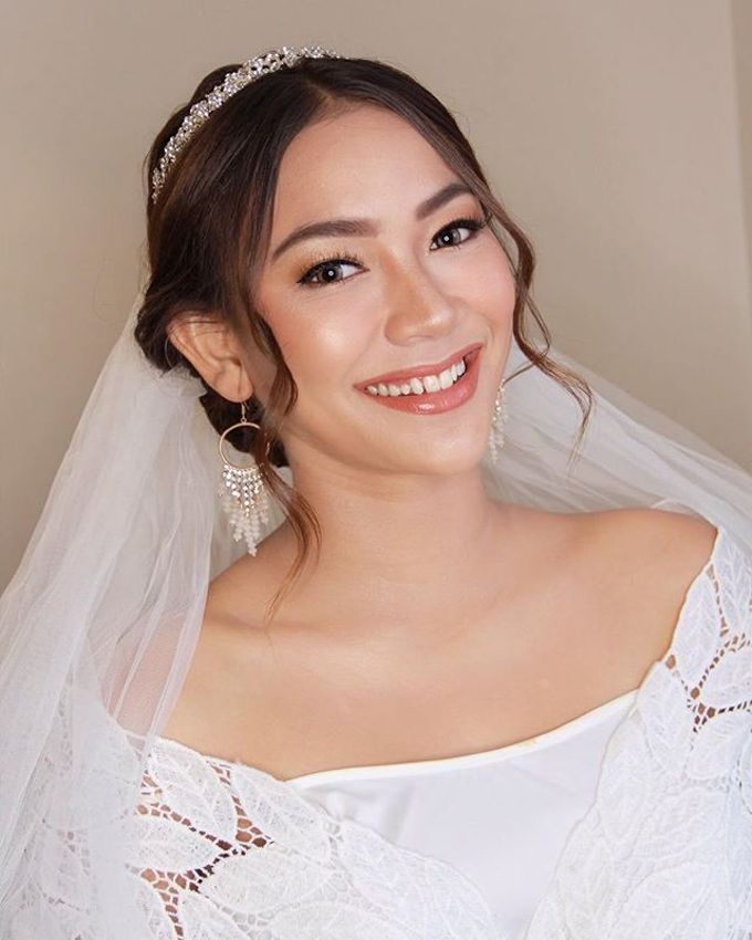 Wedding Makeup Look by by_ifdabeng - 001