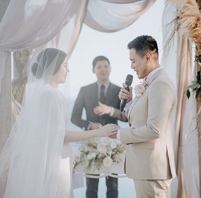 Inandra & Stella's wedding by Atham Tailor - 001