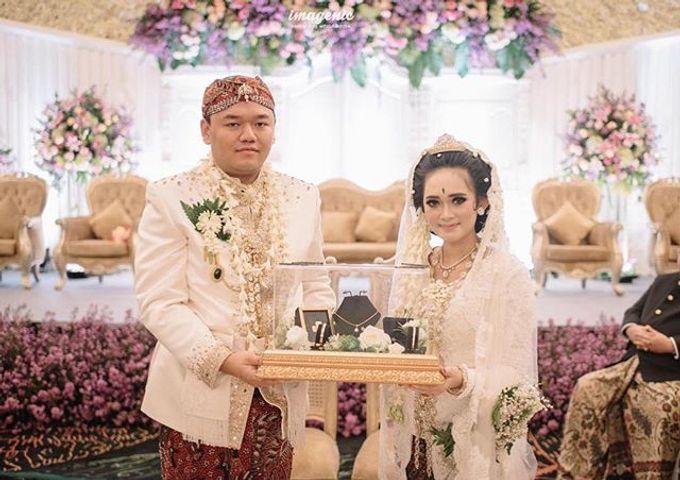 EVA & DANIKA WEDDING by Jakarta Souvenir - 001