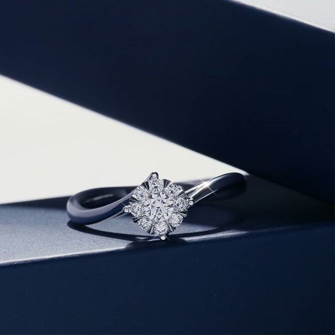 ENGAGEMENT RING by Lino and Sons - 027