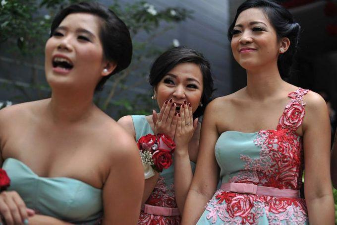 Wedding Arrangements by Fluxerchef Jakarta - 002