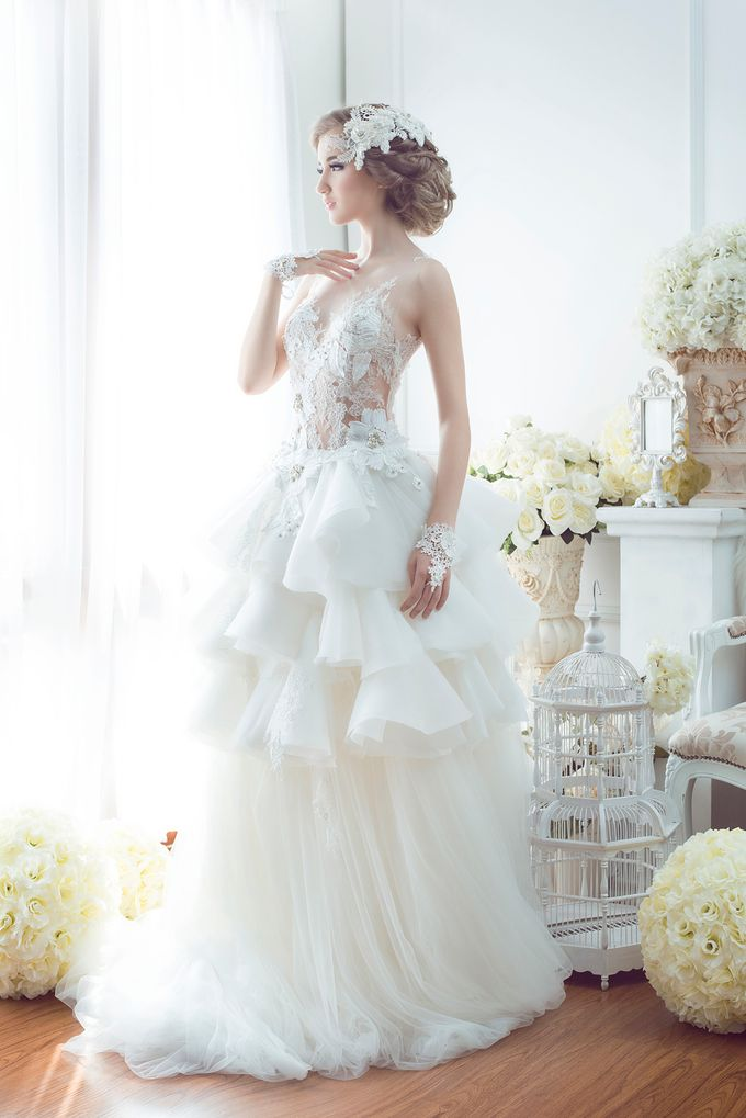 Parisian Fairy by Gazelle Brides - 015