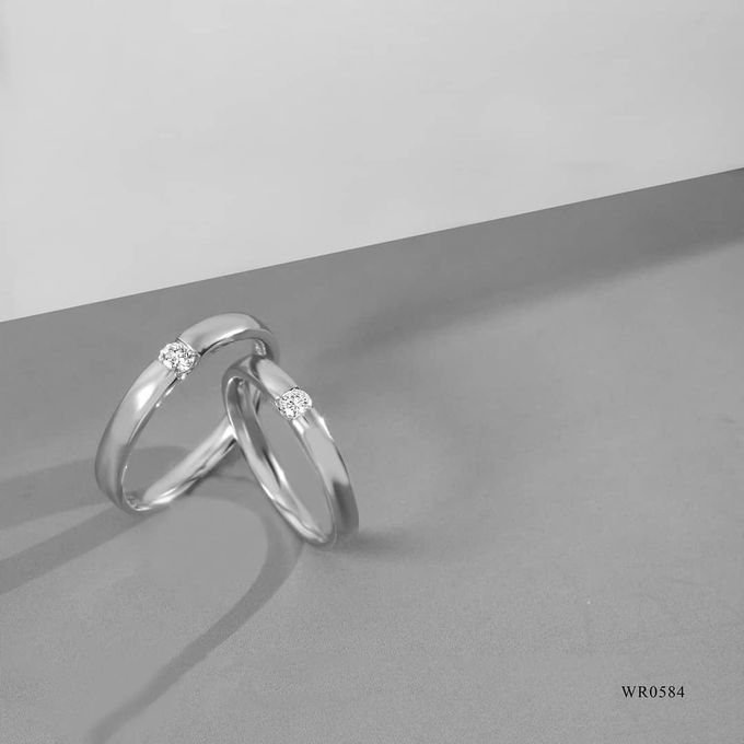 Wedding Ring WR0584 V&Co Jewellery by V&Co Jewellery - 001