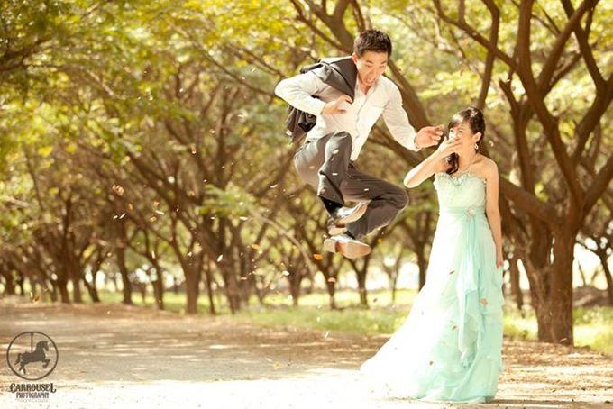Alvin & Azalia - Prewedding by Carrousel Photography - 007