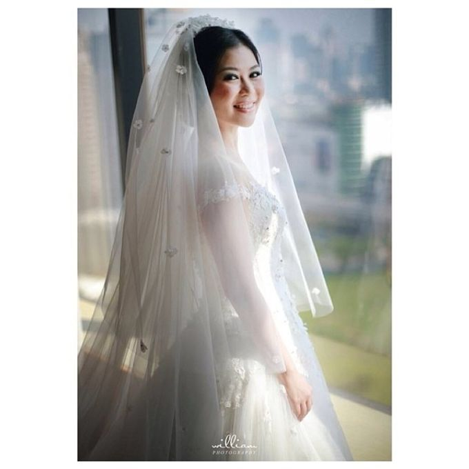 Beautiful Bride by DONNY LIEM The Make Up Art - 013