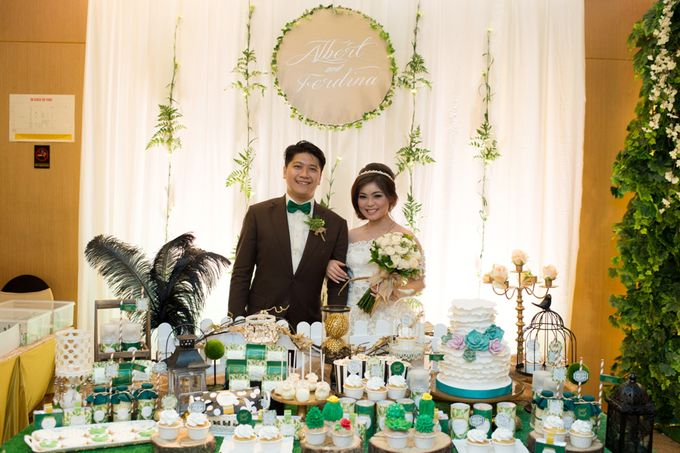 Mr. Albert & Mrs. Ferdina wedding by Brillington & Brothers - 006