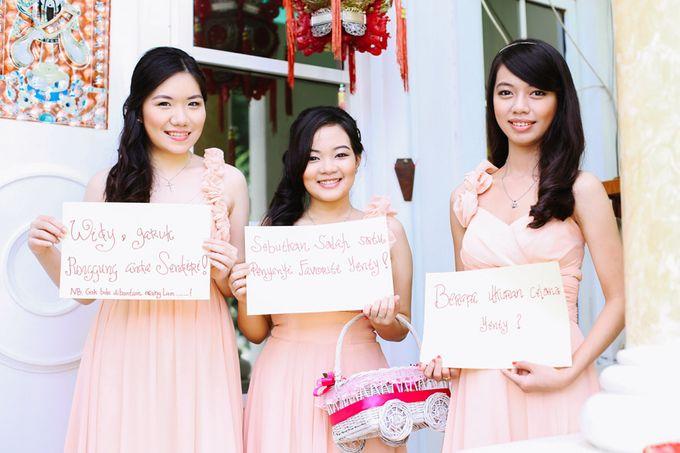 THE WEDDING OF WIDY & YENTY / 09.01.15 & 18.01.15 / SUNCITY BALLROOM, HAYAM WURUK, JAKARTA by AS2 Wedding Organizer - 007