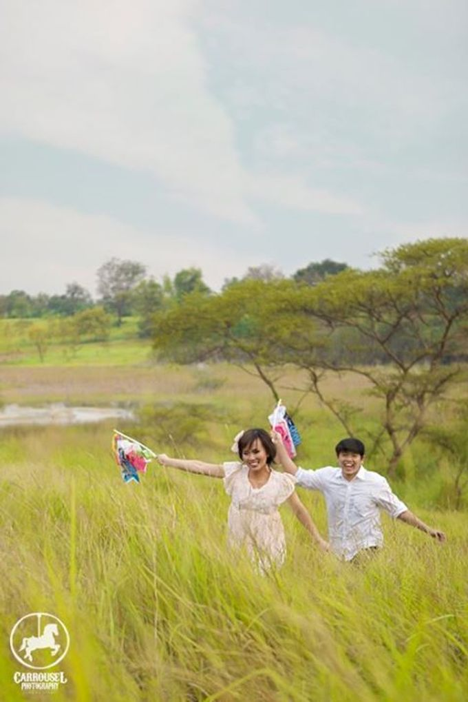 Hengky & Julia - Prewedding by Carrousel Photography - 009