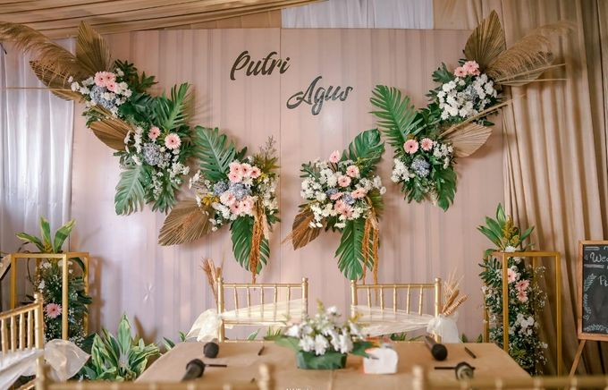 Wedding Decoration by SS Wedding - 001