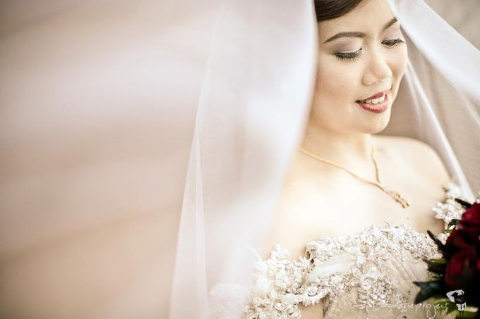 Vintage Bride  Reese and Leo by Nadine Rayo Hair and Makeup Artistry - 011