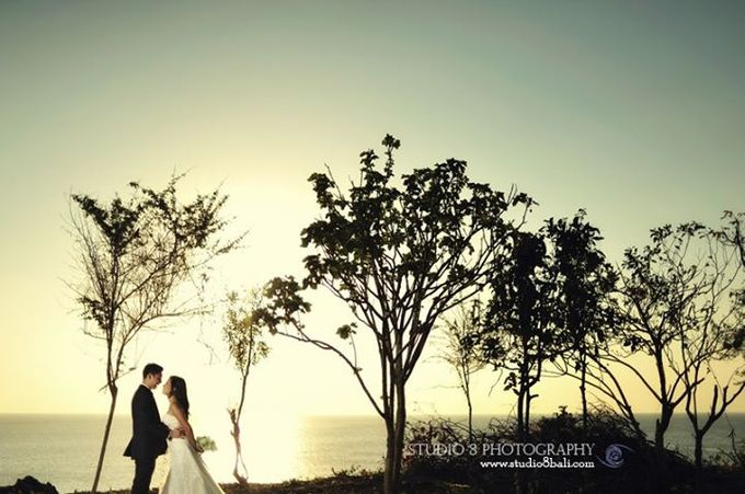 Prewedding - Evan & Shirley by Studio 8 Bali Photography - 010