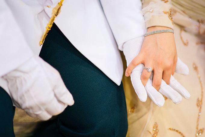 Liyana & Fairuz - Reception by Cubic Foto by PlainPaperpaint Production - 046