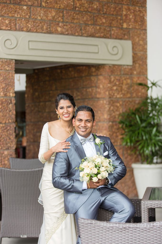 Wedding of Roshani & Charith by DR Creations - 031