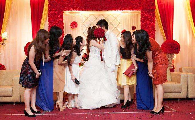 Fery & Nova - Wedding Day by HD Photography - 036