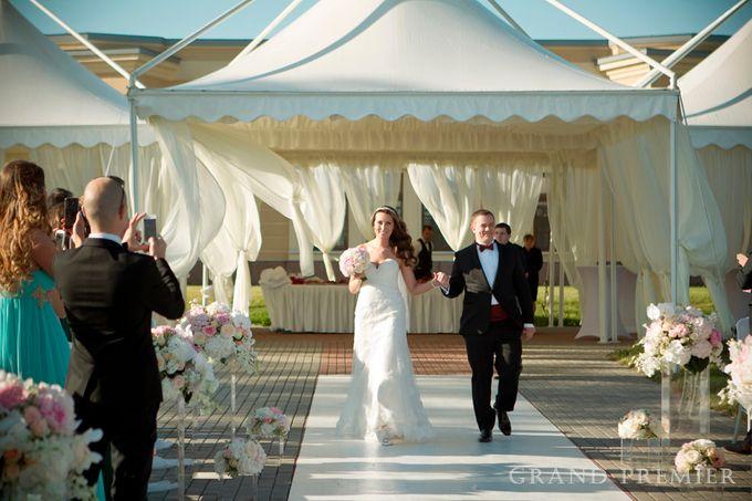 Wedding in the Konstantinovsky Palace by Grand Premier - 025