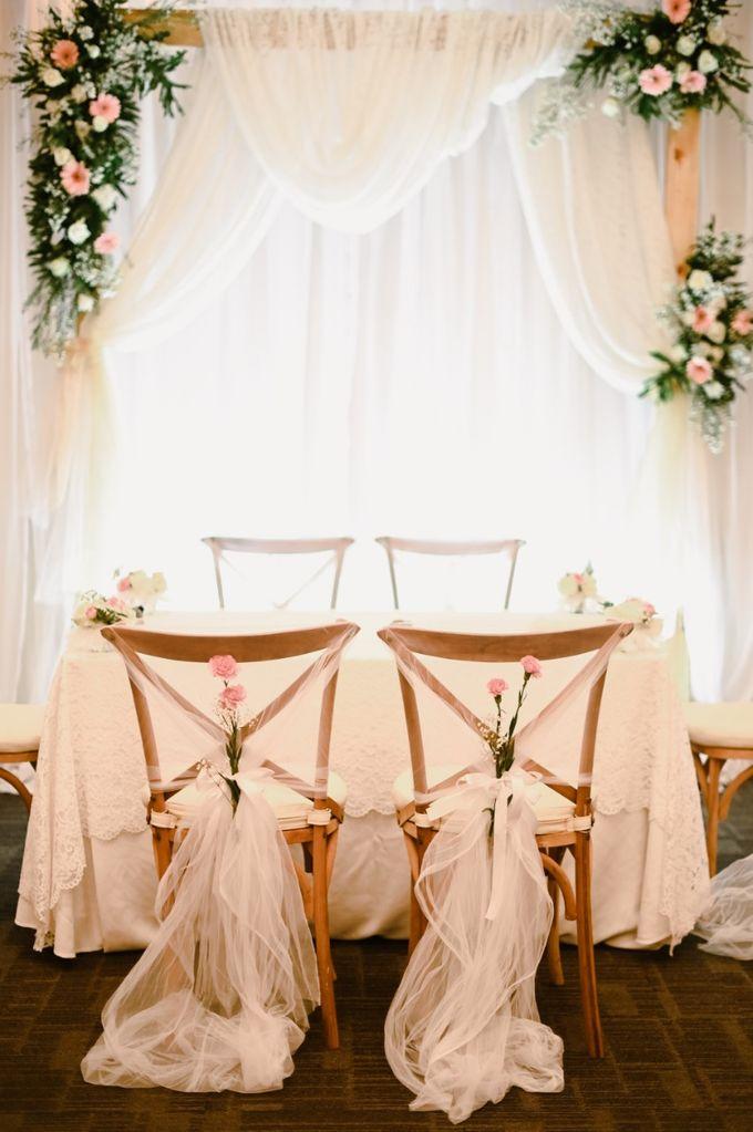 The Wedding of Dedy & Imda by Khayim Beshafa One Stop Wedding - 015